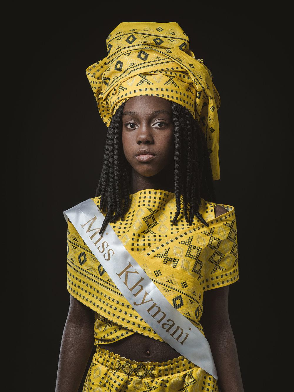 Khumani, aged 12