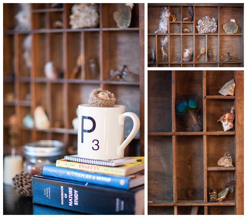 Naturebox and gatherings in homeschool room, OK