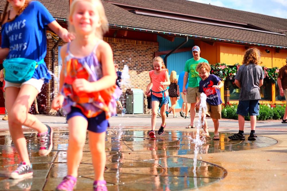 Splash play!