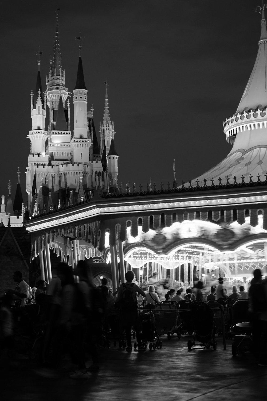 how to photograph amusement parks 1