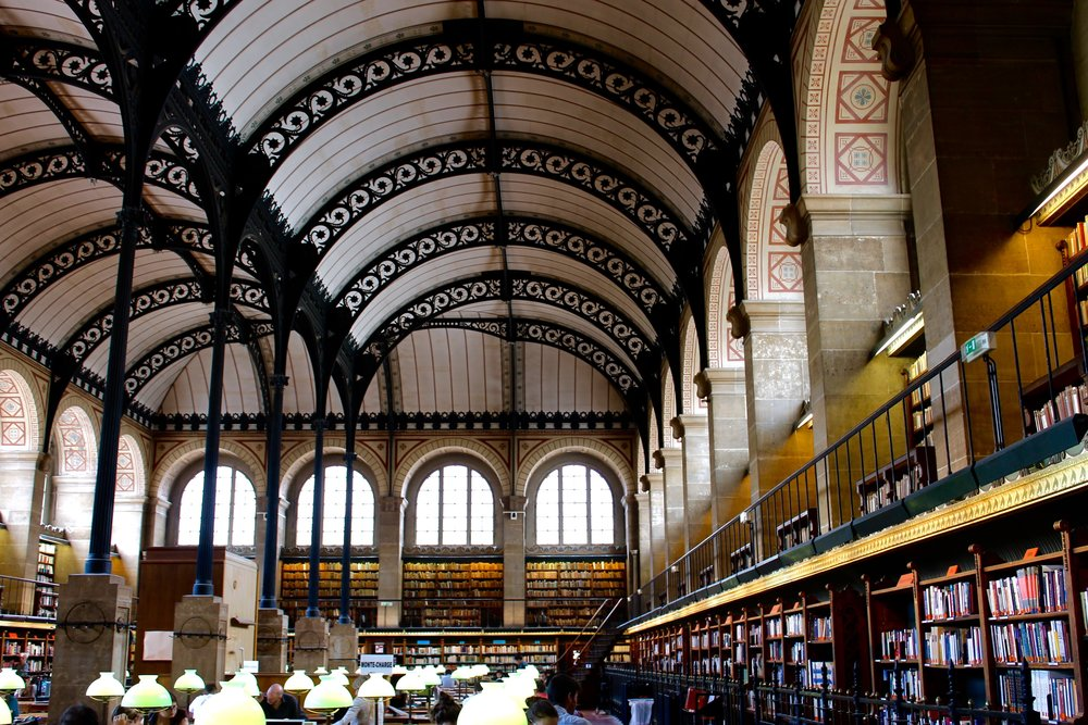 Saint-Geneviève Bibliothèque | Paris, France