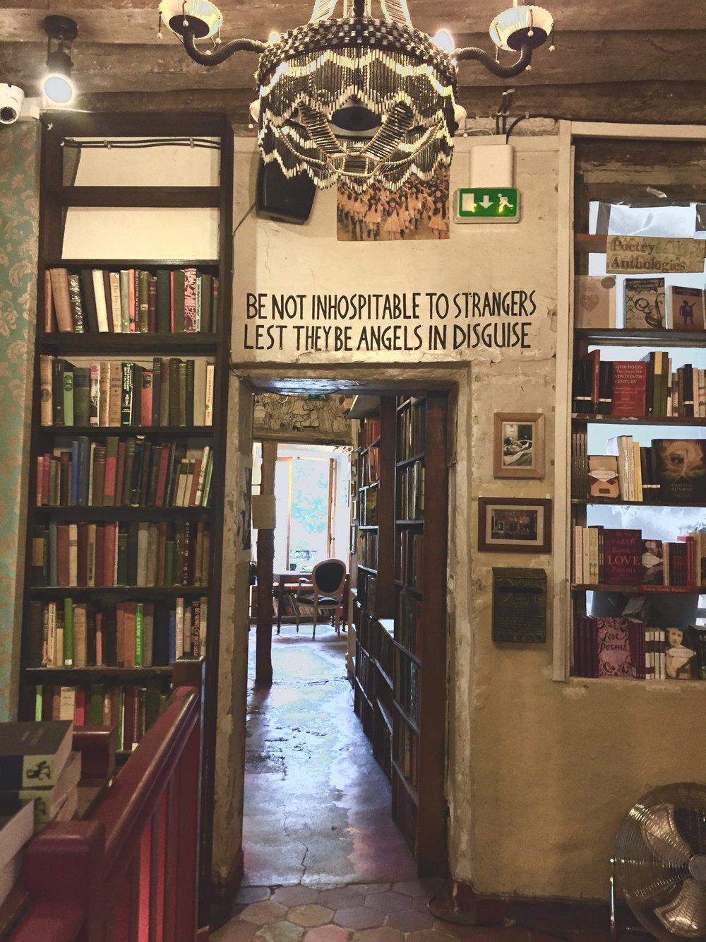 Shakespeare & Company | Paris, France