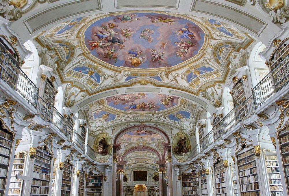 Admont Monastery Library | Admont, Austria