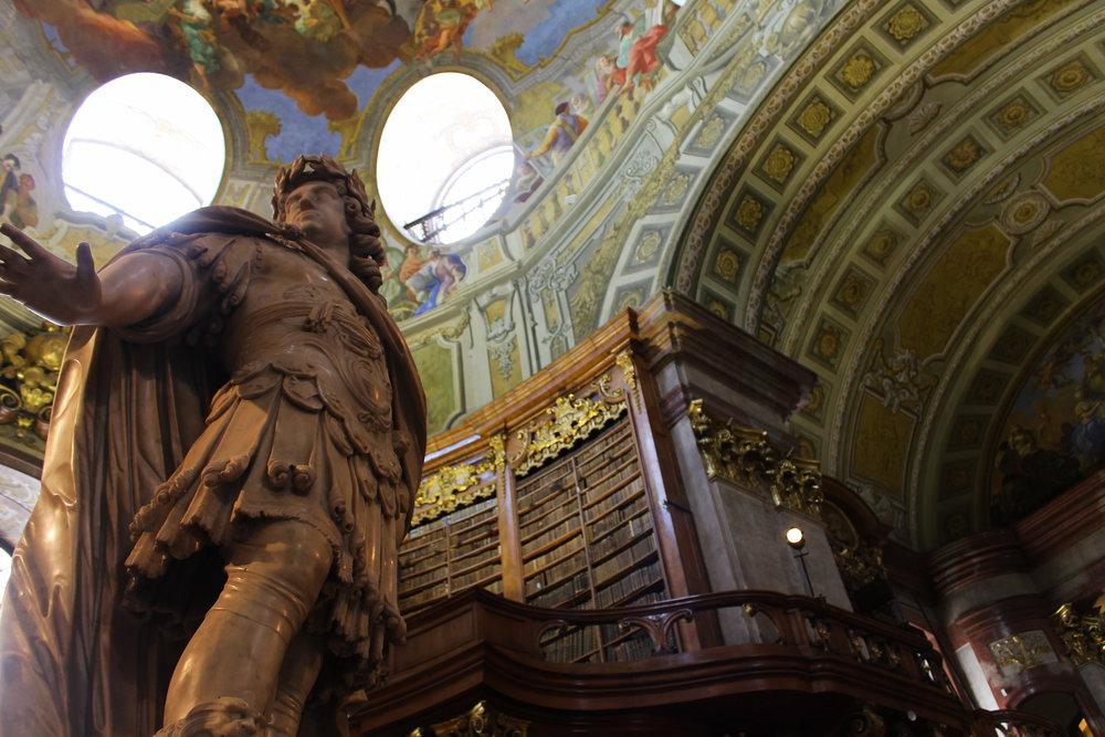 Austrian National Library | Vienna, Austria