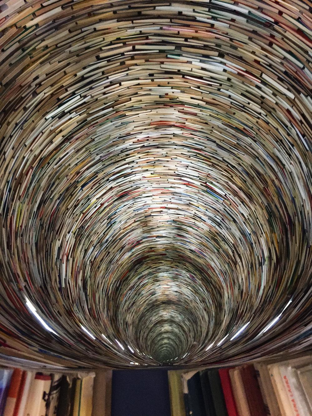 Prague Public Library | Prague, Czech Republic