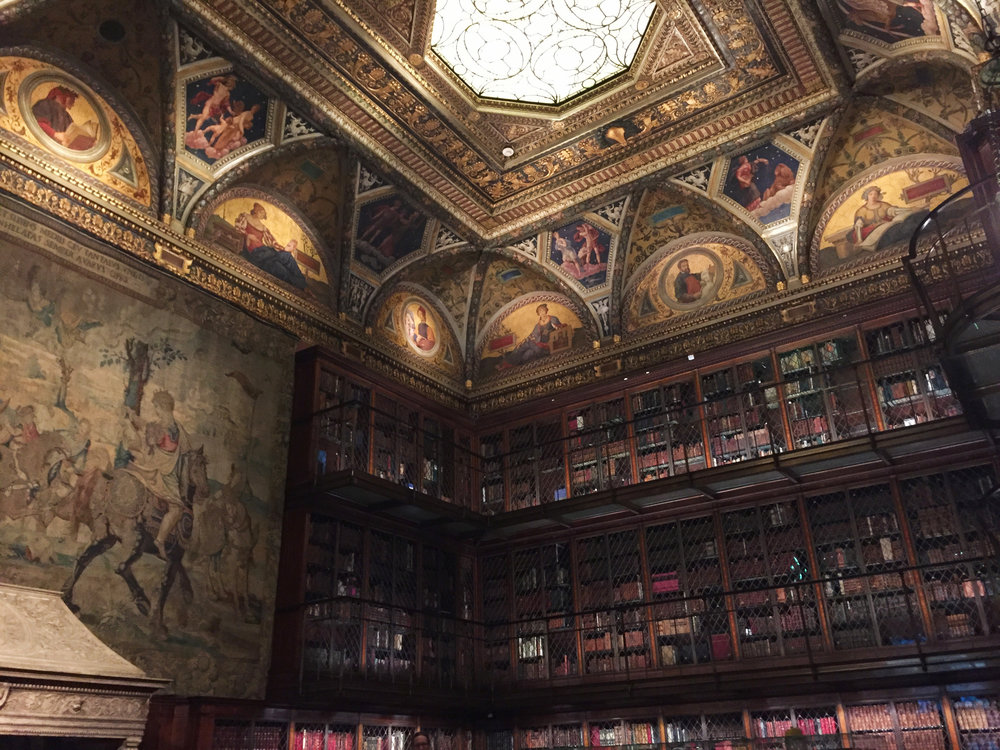 The Morgan Library | New York, New York