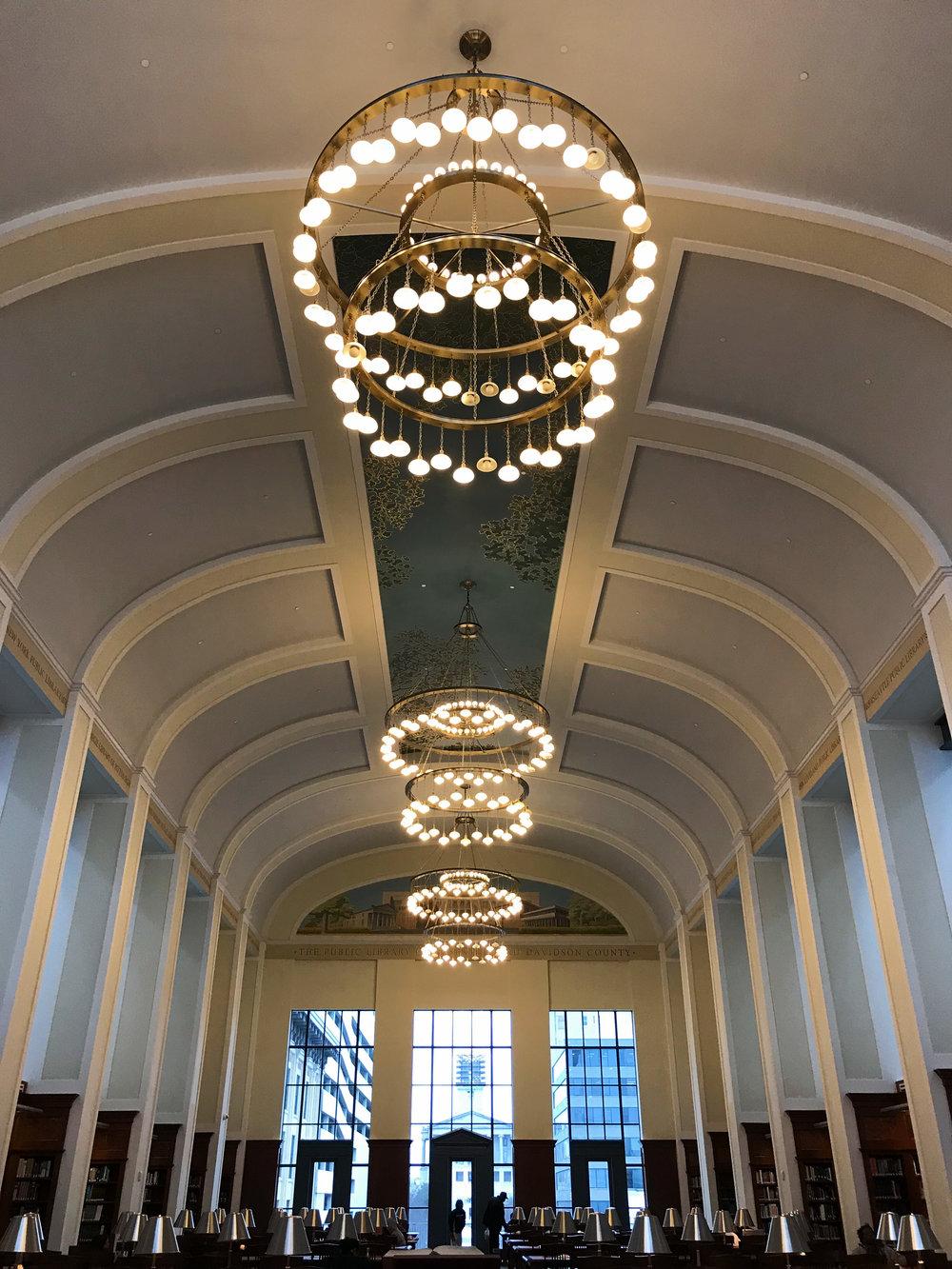 Nashville Public Library | Nashville, Tennessee