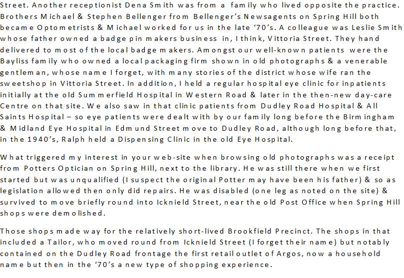 Micheal Priest 04/05/2015  mandgpriest@virginmedia.com