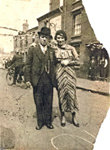 Herman W. Read and my mother, Marion (Twycross)