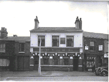 SOHO FOUNDRY TAVERN, FOUNDRY LANE.