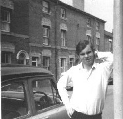 ROD SCOTT in Devonshire Street 1965