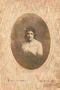 EMMA CARR taken around 1918