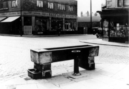 Horse-trough Icknield Street and Warstone Lane