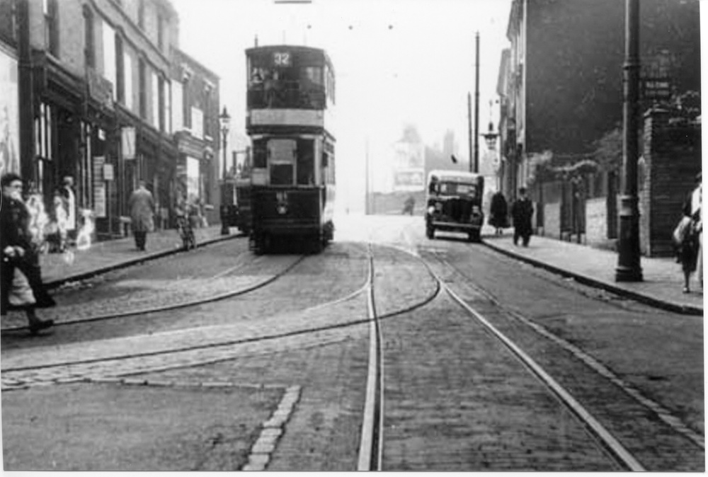 No 32 TRAM LODGE ROAD AND ALL SAINTS STREET
