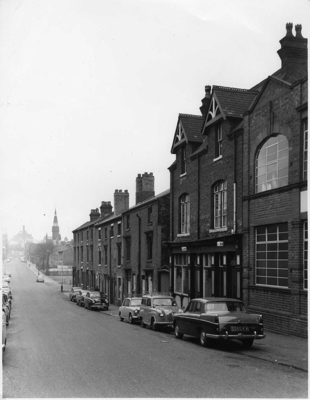 01 Camden Street Sping Hill Brookfield 3-3-1967.jpg