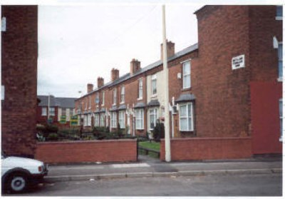 Rutland Terrace, Crabtree Road
