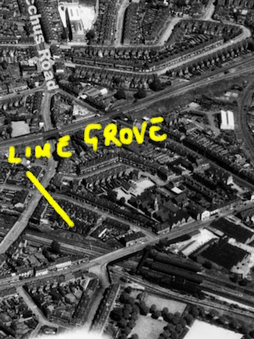LIME GROVE, ALLEN ROAD