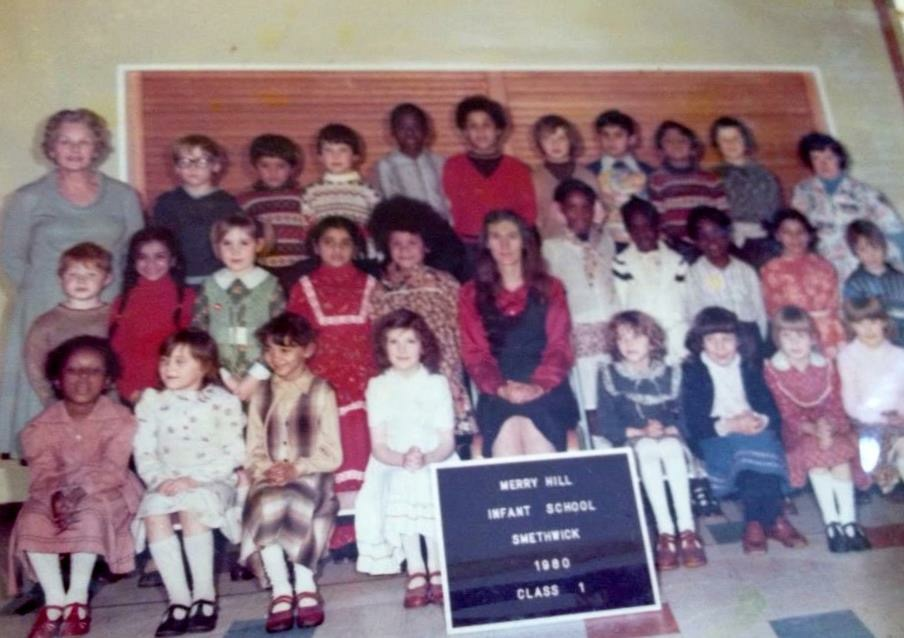 MERRY HILL INFANTS 1980