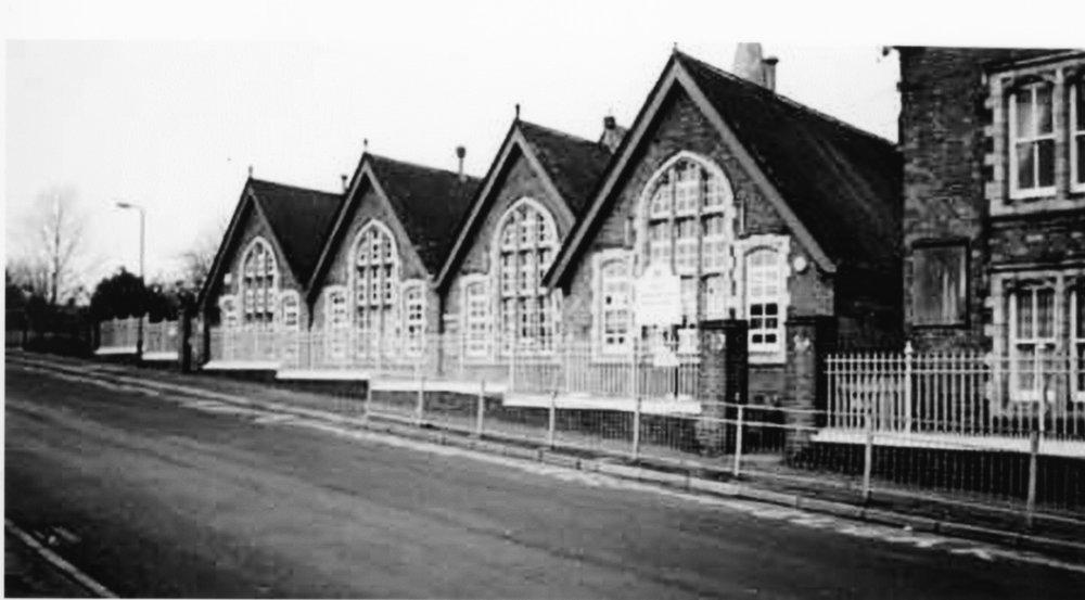 Benson Road School, Benson Road.