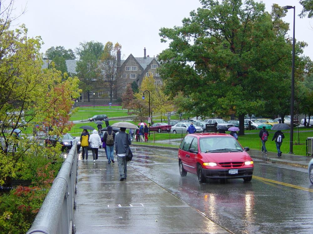 Cornell North Campus. Photo: Bill Price III