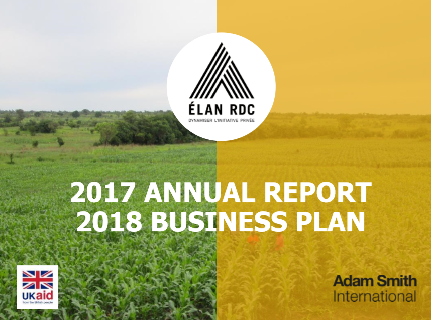 Read ELAN RDC's latest Annual Report