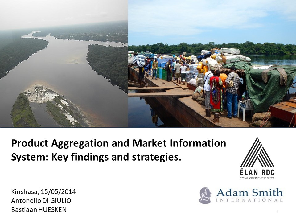 River Transport Market information and product aggregation presentation, May 2014_cover picture.jpg