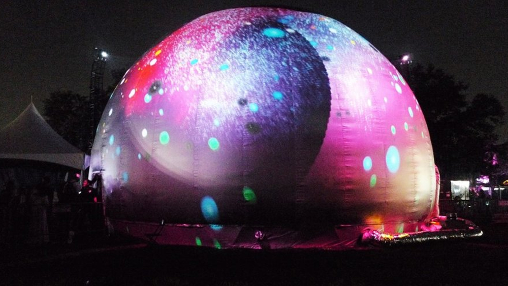 Pepsi Art Dome