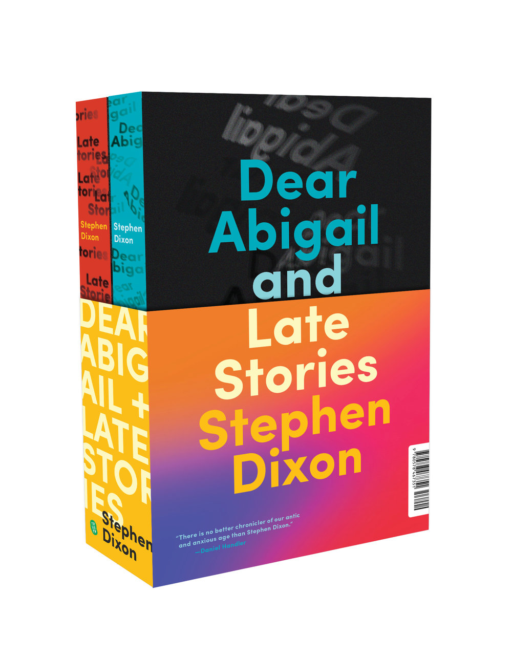 TWO BOOK SET: DEAR ABIGAIL & LATE STORIES