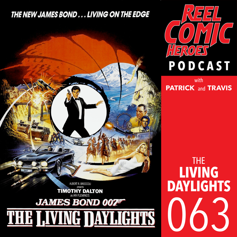 Reel Comic Heroes - 063 - The Living Daylights