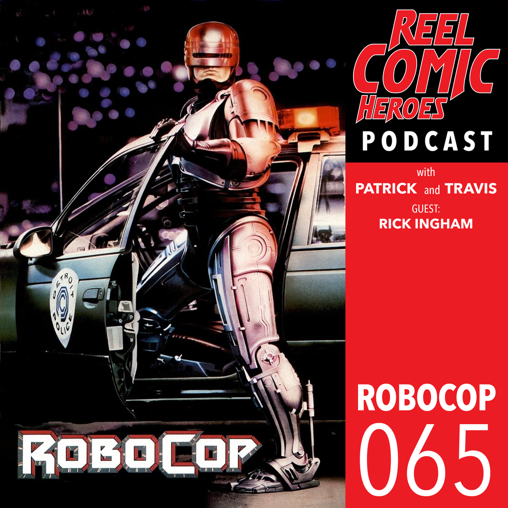 Reel Comic Heroes - 065 - Innerspace with Rick Ingham