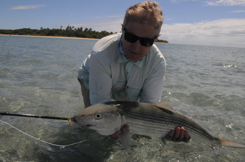 Jan's World Record Bonefish caught in New Caledonia on the 3-TAND T-100.  Everything in Jan's life is done with the same execution as catching WR's.  Its pretty amazing.