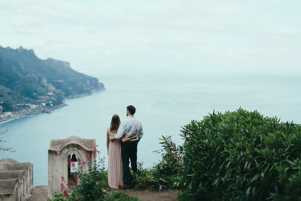 Taylor+Grant / Honeymoon session in Amalfi coast - Italy ___ engagement photo