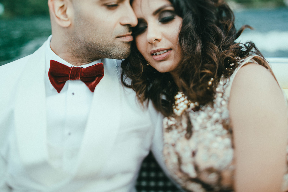 Inder+Taj / Como Lake - Italy ___ wedding photo