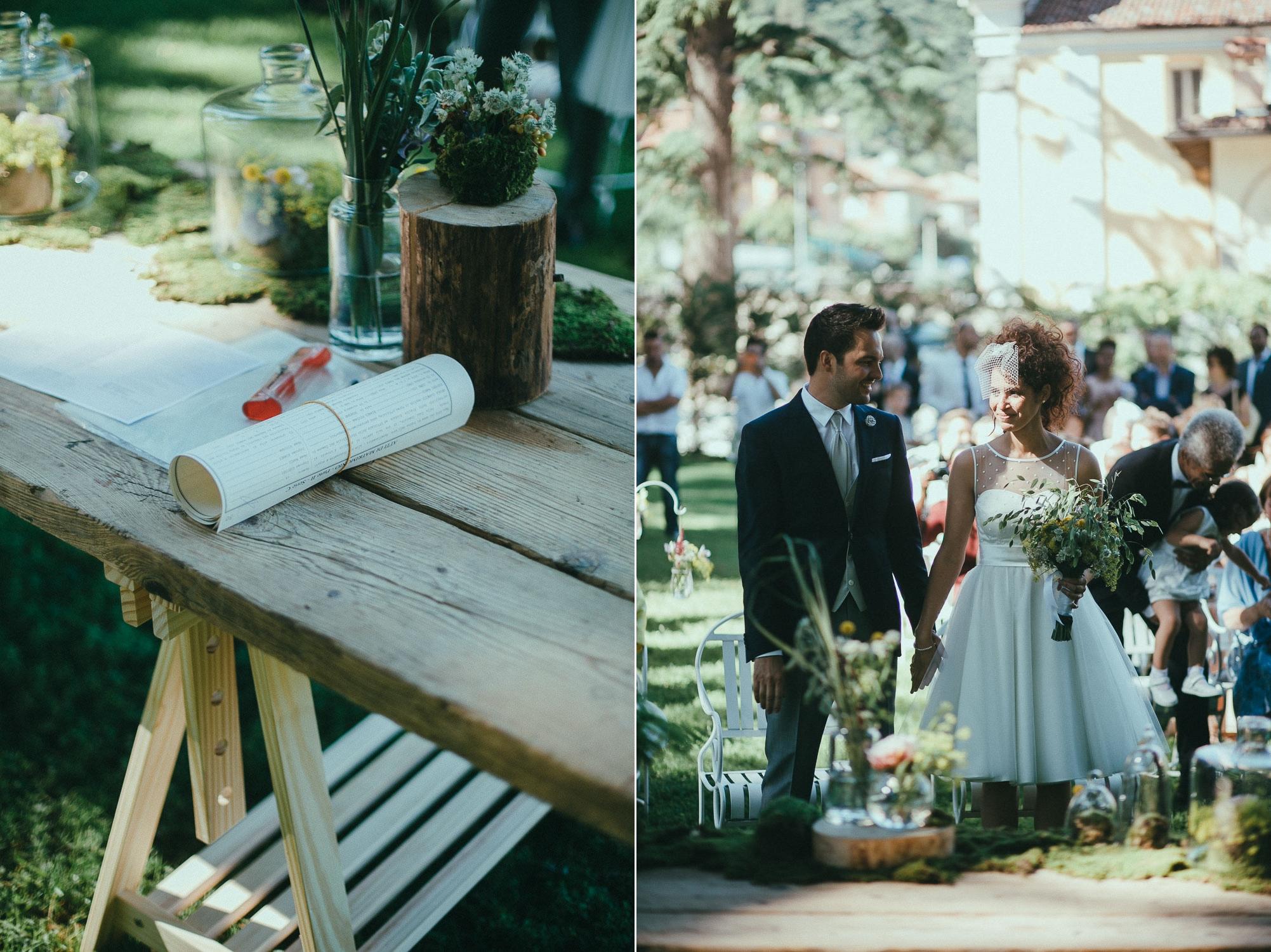 rustic botanic wedding in italy giulia giorgio u2014 home