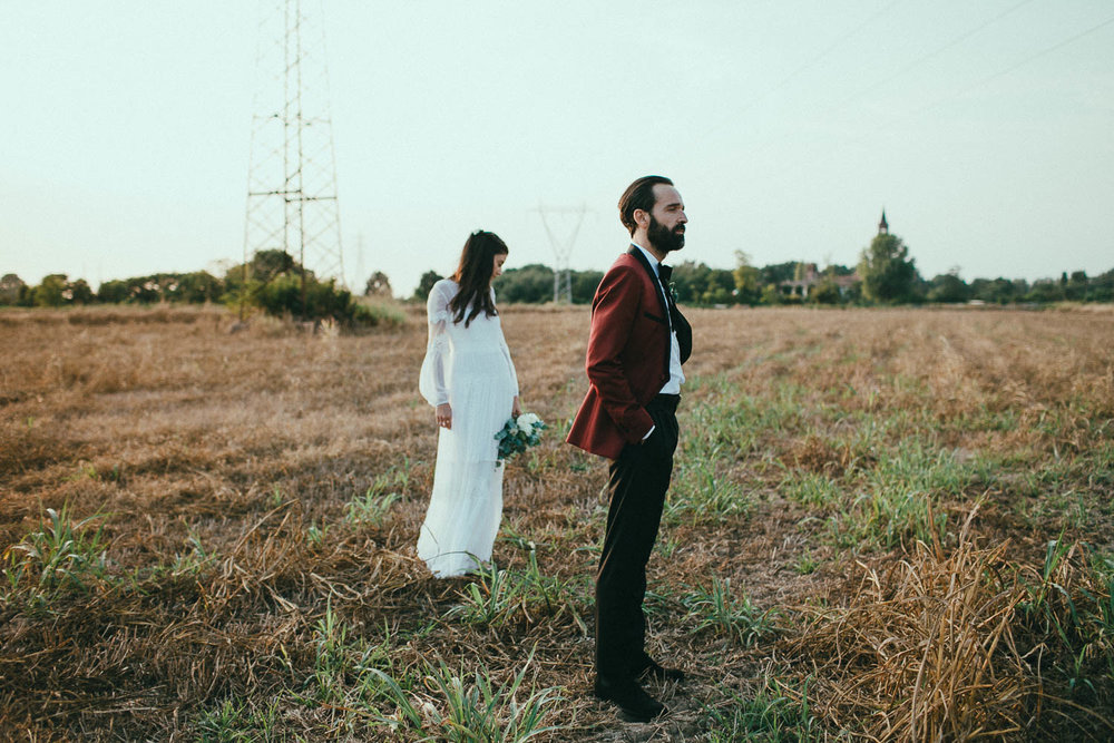 CHIARA + LEONARDO / milan, italy  ___  wedding  photo / film