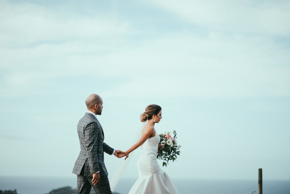 kristina+laurent / waiheke island, new zealand ___ wedding photo