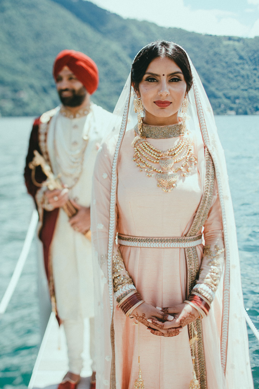 INDER + TAJ  - Como Lake - Italy
