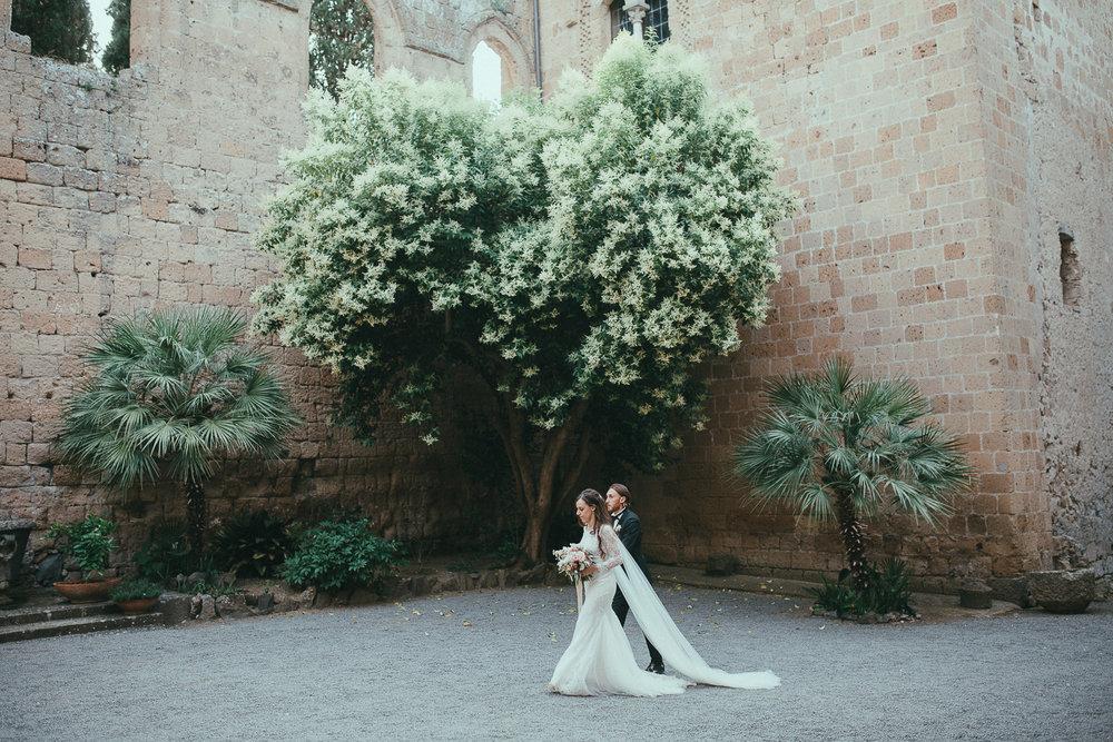 ALICE + LUCA - Badia di Orvieto - Italy
