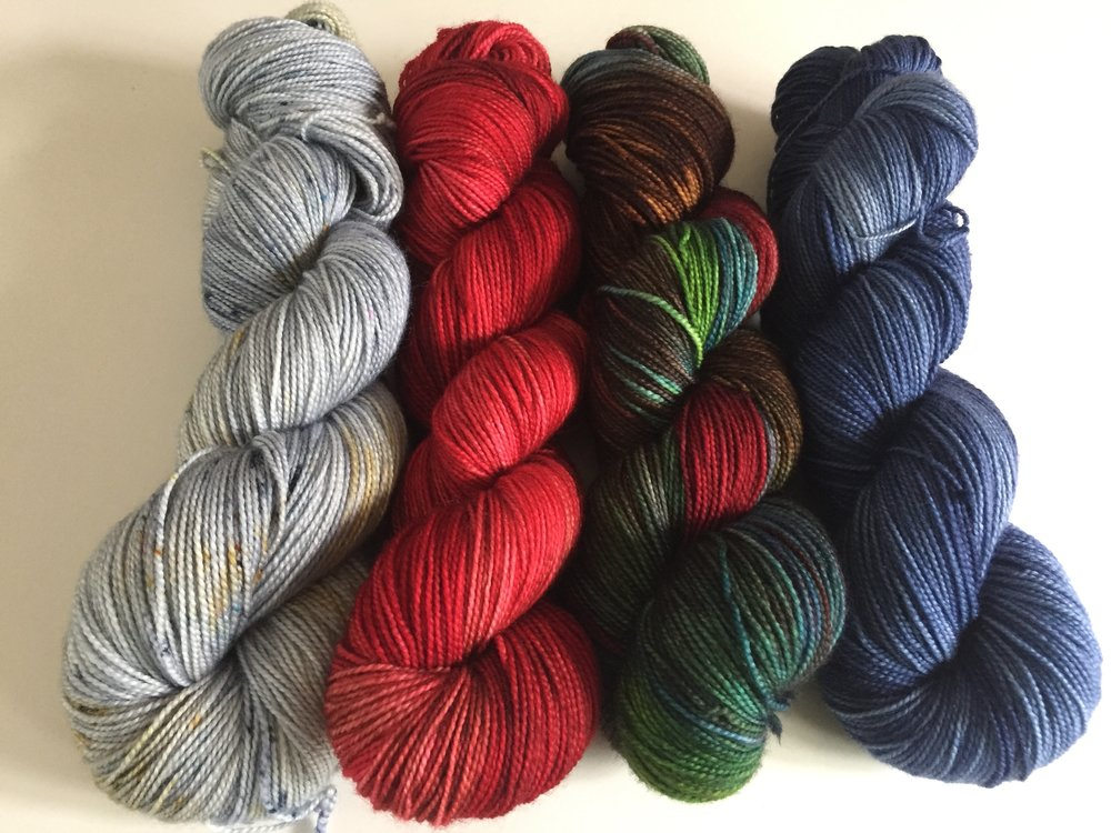 The Outlander colorways