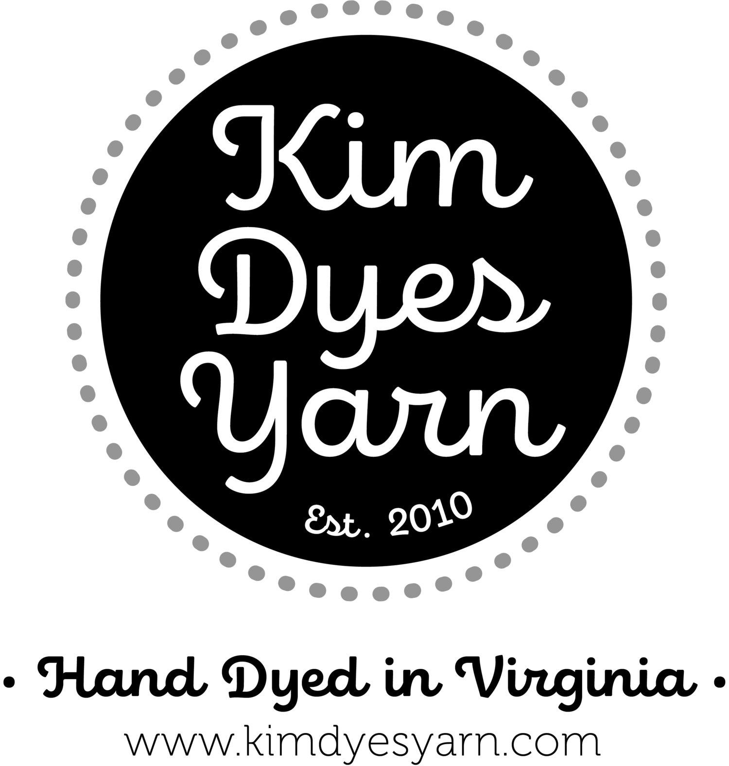 Trunk Show at Laughing Sheep Yarns — Kim Dyes Yarn