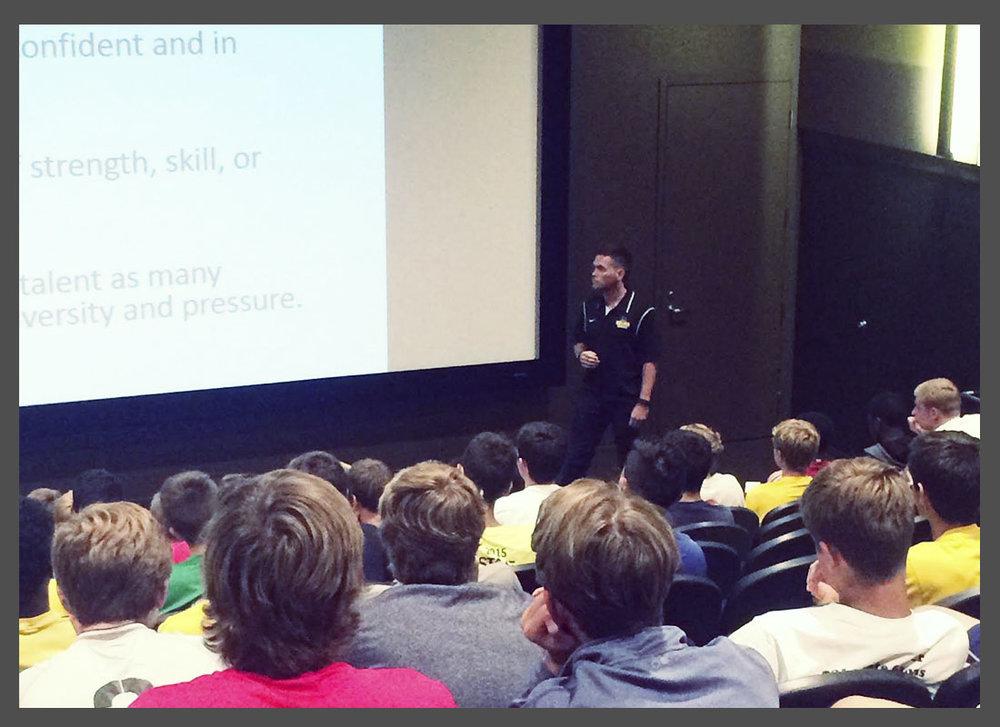 Sport Psychology Presentation by Kai Laird