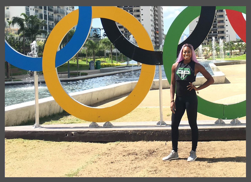 Priscilla Frederick, Professional & Olympic High Jumper