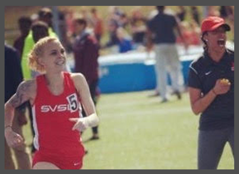 Angelina Ramos, Saginaw Valley State University Women's Cross Country/Track Distance/Middle Distance NCAA Coach