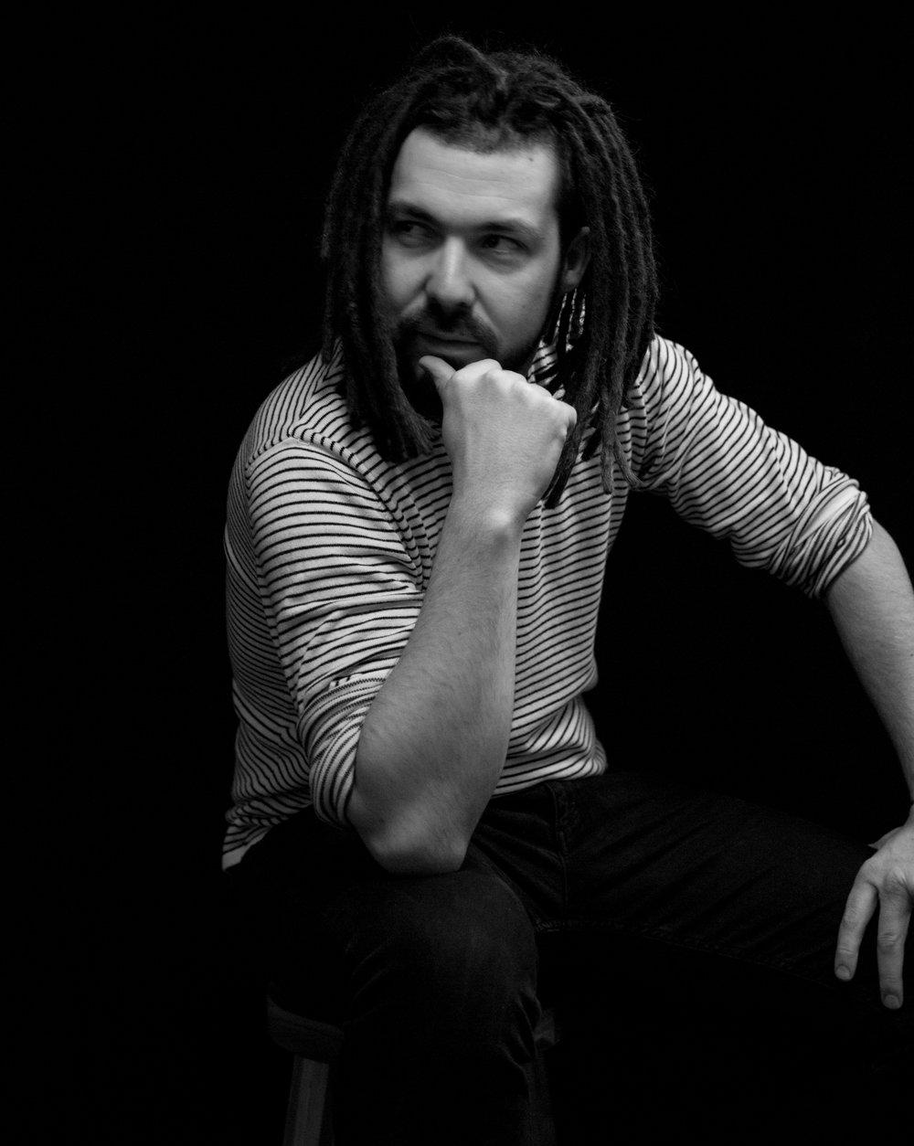 GABRIEL RICHARD   Lead Designer