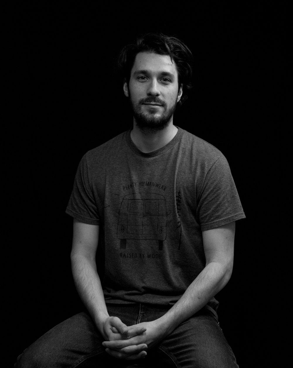 GABRIEL ROBITAILLE   Mission Designer