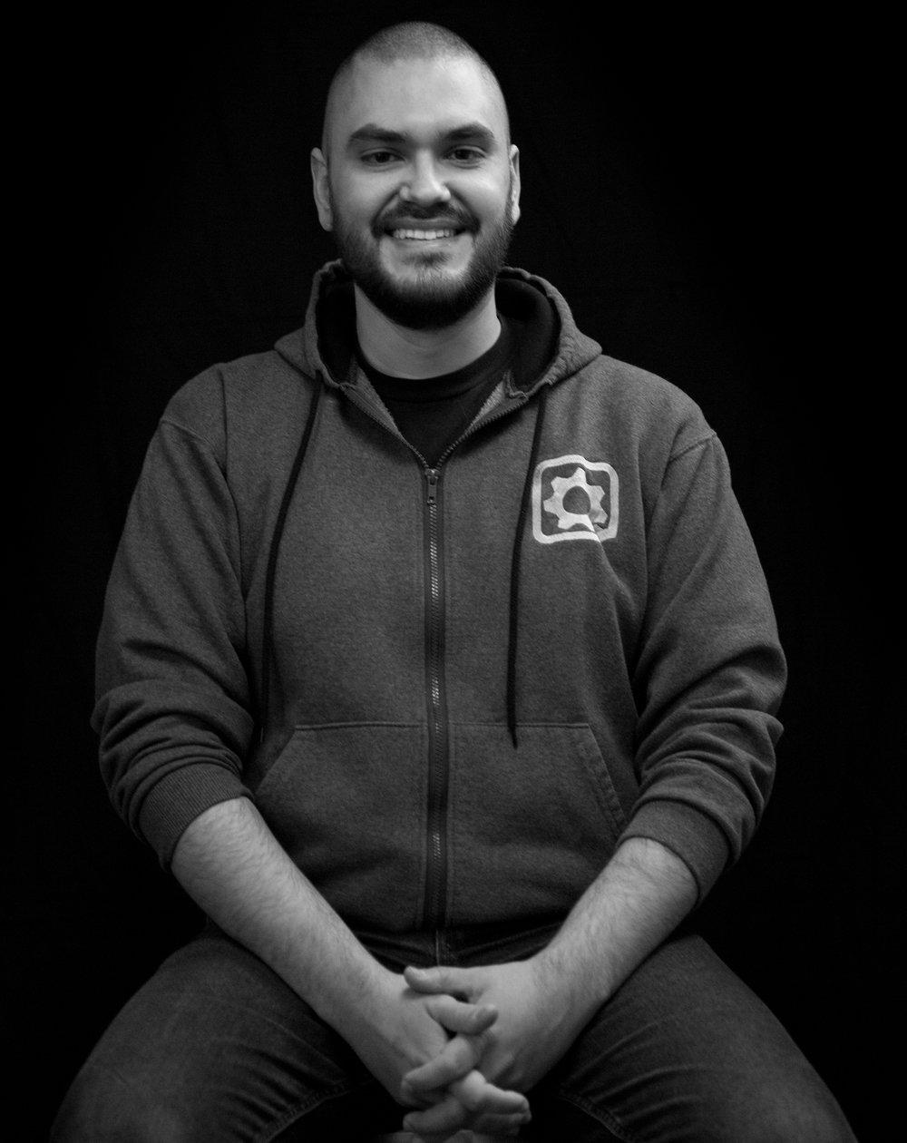 JONATHAN DELL'AQUILA   Level Designer