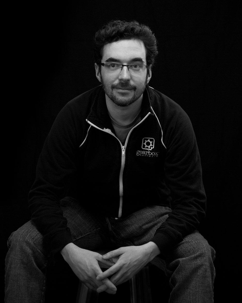 JULIEN GUILLEM-LESSARD   Game Programmer