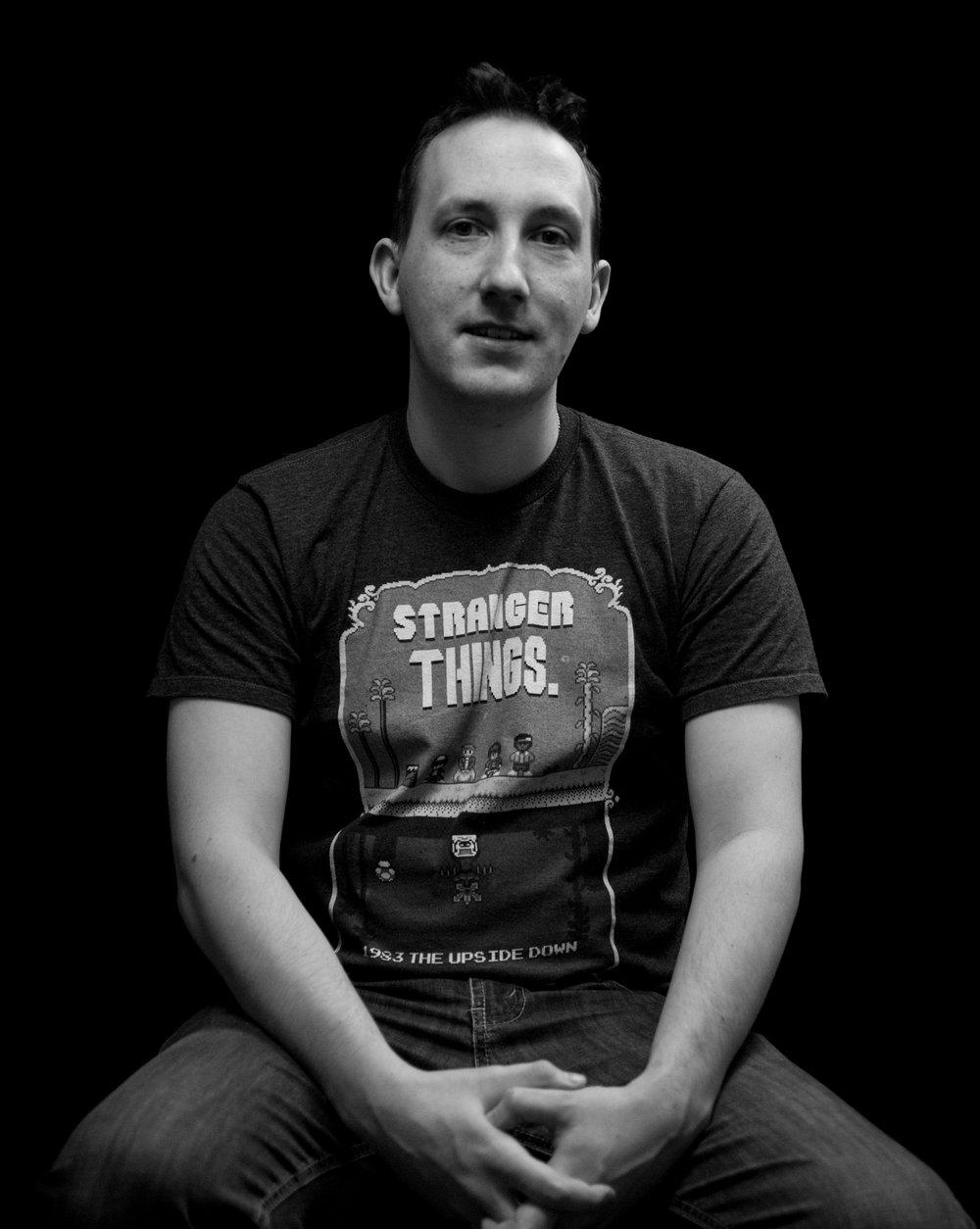 MATHIEU LEBLANC   Technical Art Director