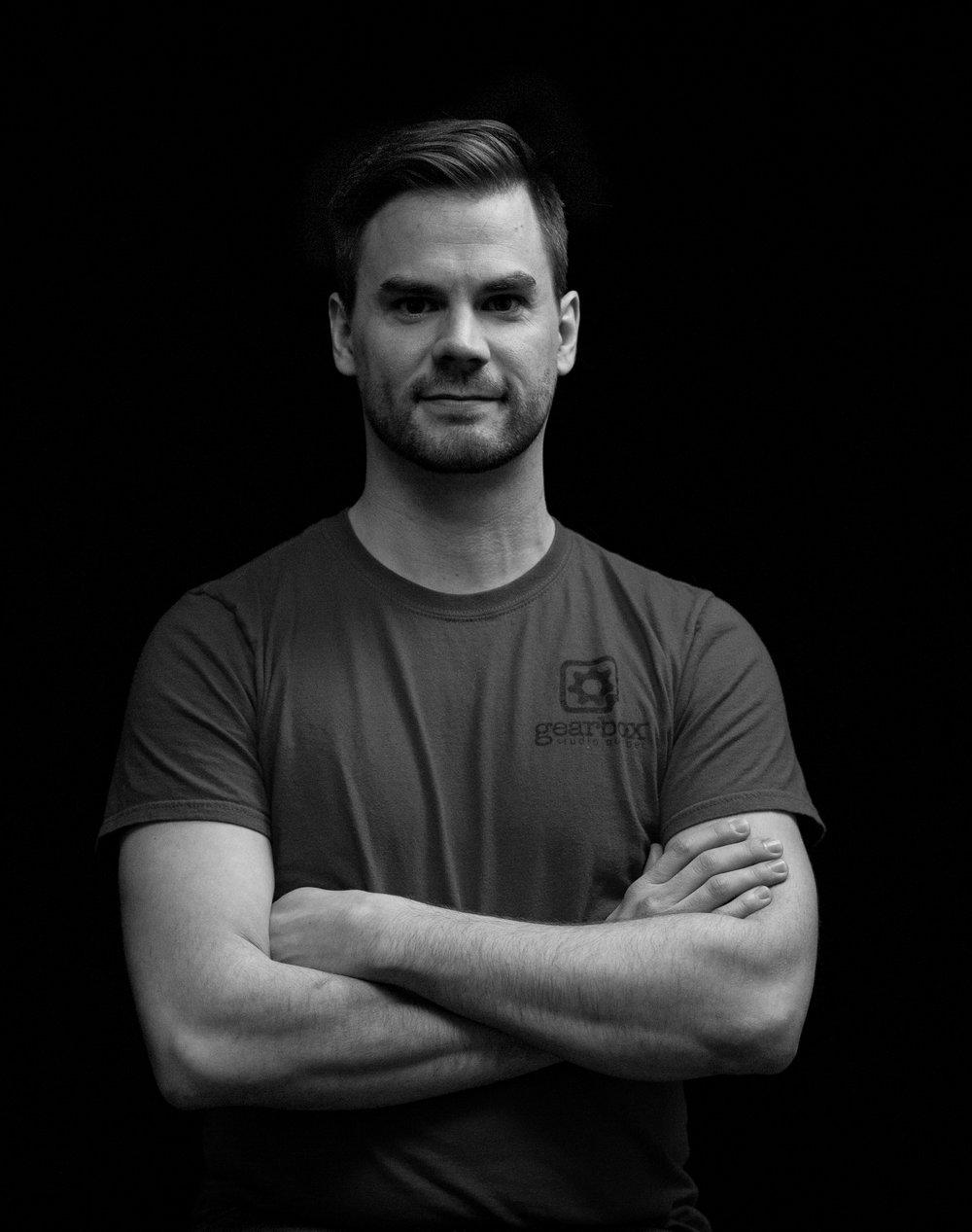 DAVID BÉLANGER   UI Designer