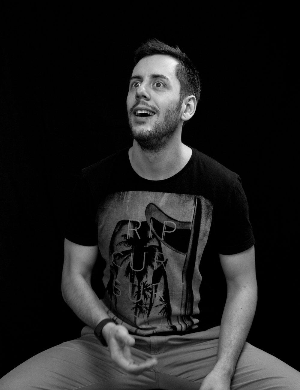 MIKE BISSON   Lead Animator